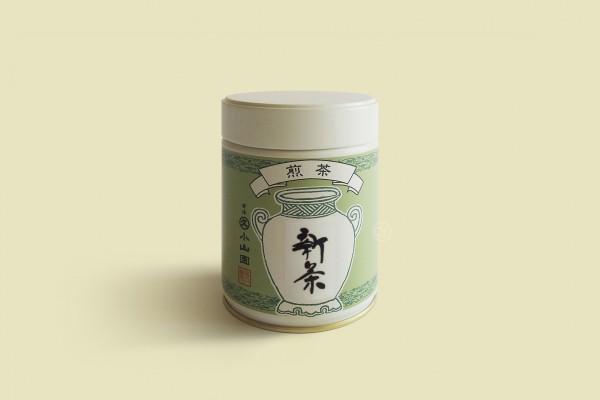 TOKUSEN (Shincha UJI STANDARD) 100g Dose (nur Ende Mai bis Juli)