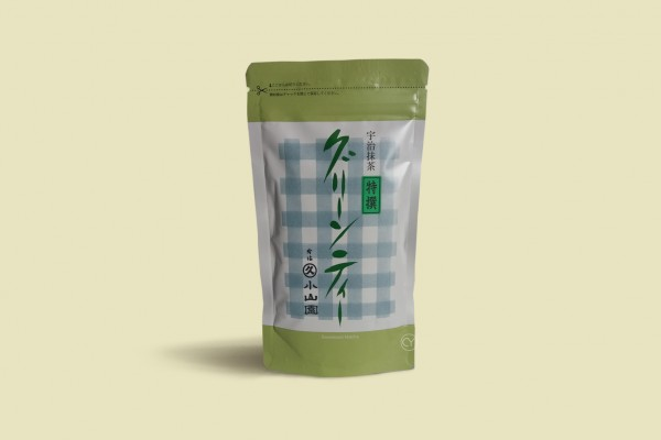 SWEETENED MATCHA SPECIAL SELECTED (für coole Drinks) 200g Sachet