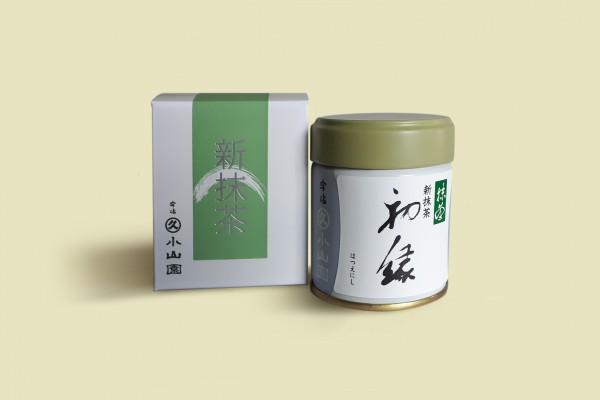 HATSU ENISHI (Shincha MATCHA GOLD) 40g Dose (nur Ende Mai bis Juli)