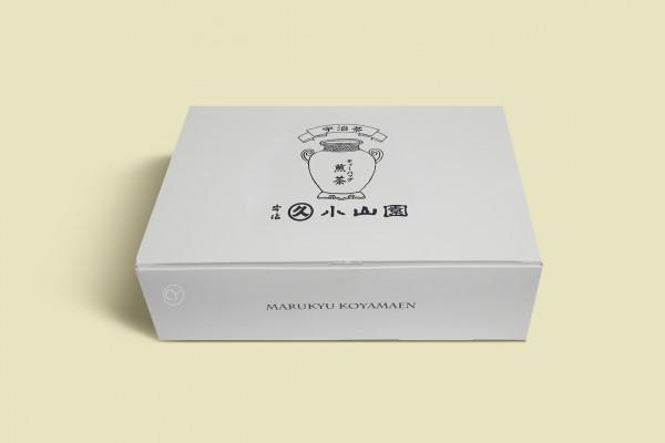SENCHA (Koyamaen Hausmarke) Teebeutel 100 Stück Box