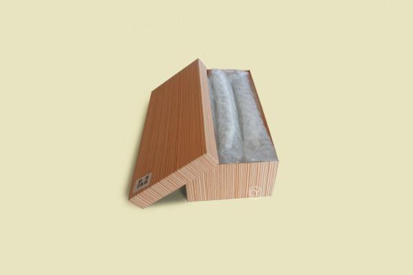 EDASUMI Ro (weiße Holzkohle) Box