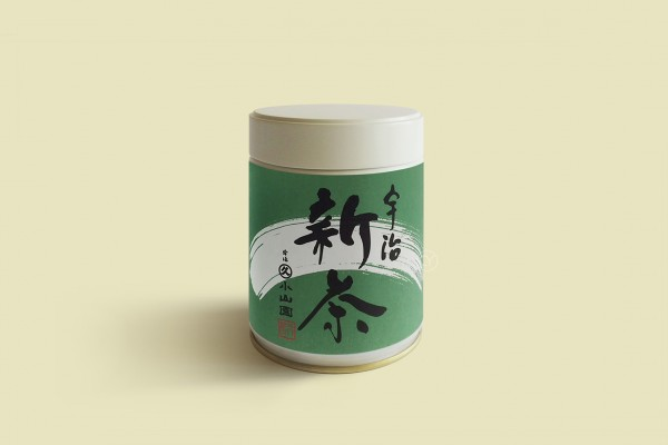TOKUJO (Shincha UJI SILVER) 100g Dose (nur Ende Mai bis Juli)