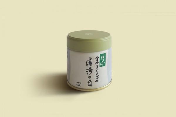 SEIJO-NO-SHIRO (Matcha) 100g Dose