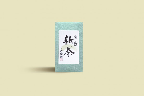 TOKUJO (Shincha UJI SILVER) 100g Sachet (nur Ende Mai bis Juli)