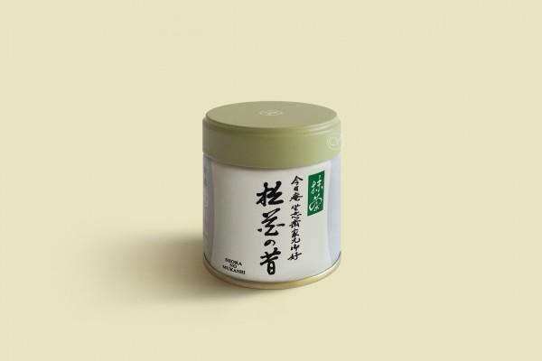 SHOKA-NO-MUKASHI (Matcha) 40g Dose