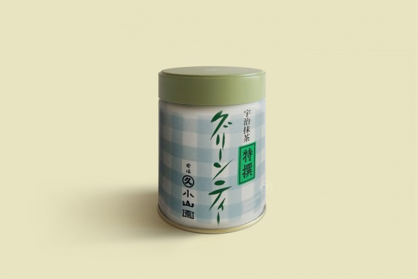SWEETENED MATCHA SPECIAL SELECTED (für coole Drinks) 270g Dose